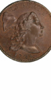 Liberty Cap Large Cents - Years Made: 1793 - 1796 - Mint Marks: (P) - Mintage: ~1.6 Million+ - Value Range: $80 - $800,000 - Average Circulated Retail: $250