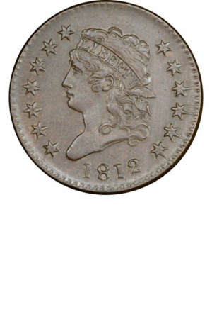 Classic Head Large Cents - Years Made: 1808 - 1814 - Mint Marks: (P) - Mintage: 5 Million- - Value Range: $40 - $250,000 - Average Circulated Retail: $60