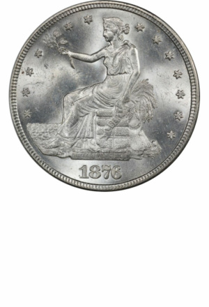 Trade Silver Dollars - Years Made: 1873 - 1885 - Mint Marks: (P), S, CC - Mintage: ~36 Million+ - Value Range: $50 - $2,500,000 - Average Circulated Retail: $150
