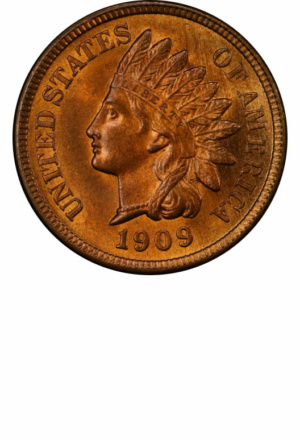 """Indian"" Cents - Years Made: 1859 - 1909 - Mint Marks: (P), S - Mintage: 1 Billion+ - Value Range: $0.10 - $350,000 - Average Circulated Retail: $0.75"