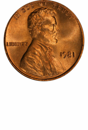 Lincoln Memorial Cents - Years Made: 1959 - 2008 - Mint Marks: (P), S, D, (W) - Mintage: 100 Billion+ - Value Range: $0.01 - $350,000 - Average Circulated Retail: $0.01