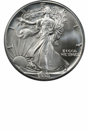 American Silver Eagles - Years Made: 1986 - Present - Mint Marks: (P), P, S, (W), W - Mintage: ~400 Million+ - Value Range: $15 - $25,000<br/>Average Retail: $20 - (dependent upon bullion market)