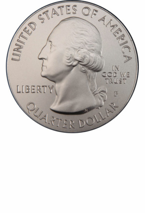 America The Beautiful 5 oz. Silver - Years Made: 2010 - Present - Mint Marks: (P), P - Mintage: ~3 Million+ - Value Range: $80 - $1,000 - Average Retail: $150 - (dependent upon bullion market)