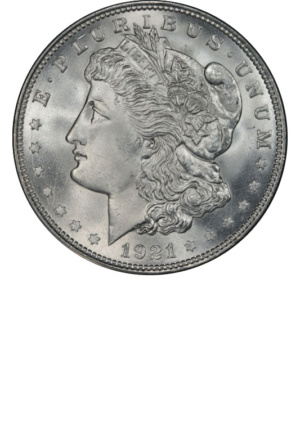 Morgan Silver Dollars - Years Made: 1878 - 1921 - Mint Marks: (P), S, D, CC, O - Mintage: ~500 Million+ - Value Range: $10 - $1,500,000 -Average Circulated Retail: $20