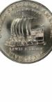 Jefferson Nickel, Westward Journey, Boat Reverse