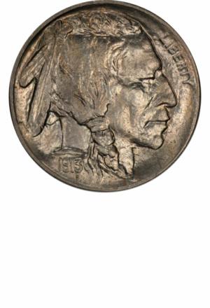 Buffalo Nickel, Obverse