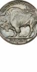 Buffalo Nickel, Type 2 Reverse