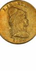 Draped Bust Quarter Eagle, No Stars, Obverse