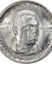 Booker T. Washington Commemorative Half Dollar, Obverse
