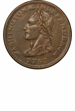 Washington Copper, Obverse