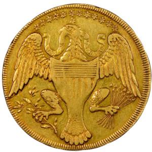 "1792 Washington ""Eagle"", Reverse"