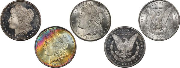 How Much is My Morgan Dollar Worth?