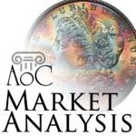 AoC Market Analysis: 1896 Morgan Dollar, Toned