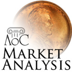 AoC Market Analysis: 1909-S VDB Lincoln Cent, Mint State 65 Red