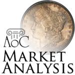 AoC Market Analysis - 1881-S Morgans - Common Silver Dollars