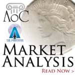AoC Market Analysis: Niel Armstrong Collection, Sale II - In Depth on Peace Dollars and other Armstrong Coins